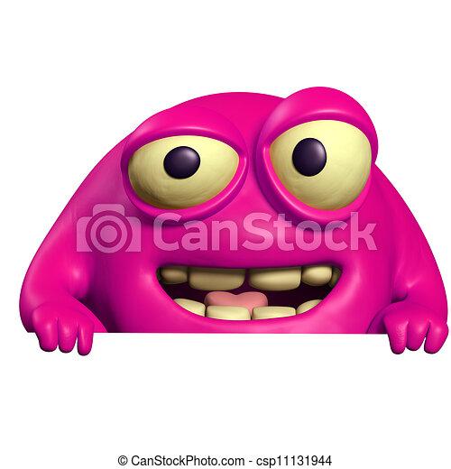 pink beast - csp11131944
