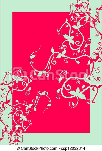 Pink creation - csp12032814