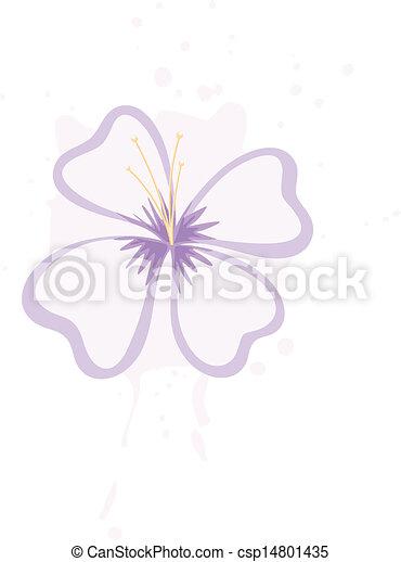 Pink flower splash vector drawing art of vintage pink vectors pink flower splash vector mightylinksfo