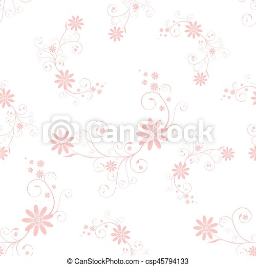 Pink flowers background pink flowers on the light background pink flowers background csp45794133 mightylinksfo