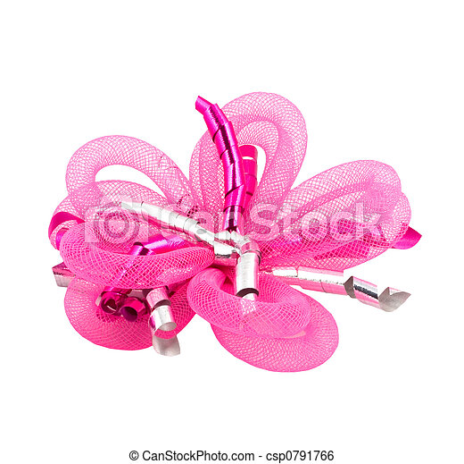 Pink Gift Ornament - csp0791766