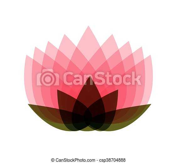 Pink lotus flower isolated icon design vector illustration graphic pink lotus flower isolated icon design csp38704888 mightylinksfo