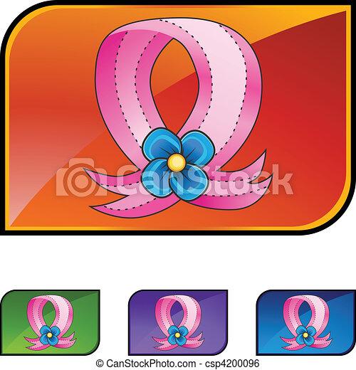 Pink Ribbon - csp4200096