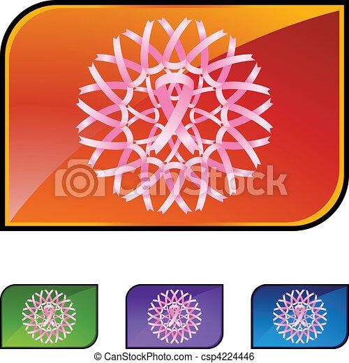 Pink Ribbon - csp4224446