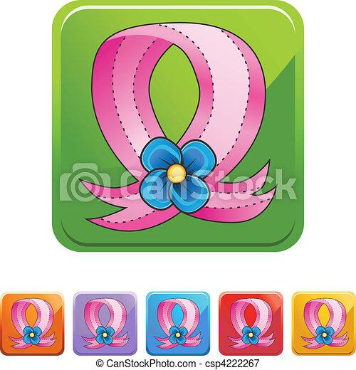 Pink Ribbon - csp4222267