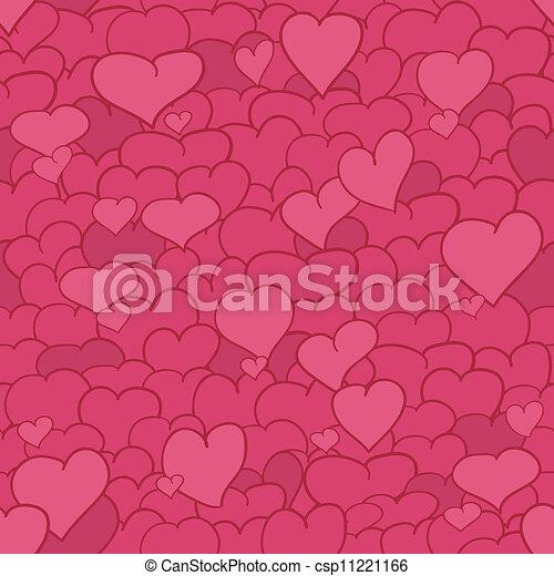 Pink seamless pattern - csp11221166