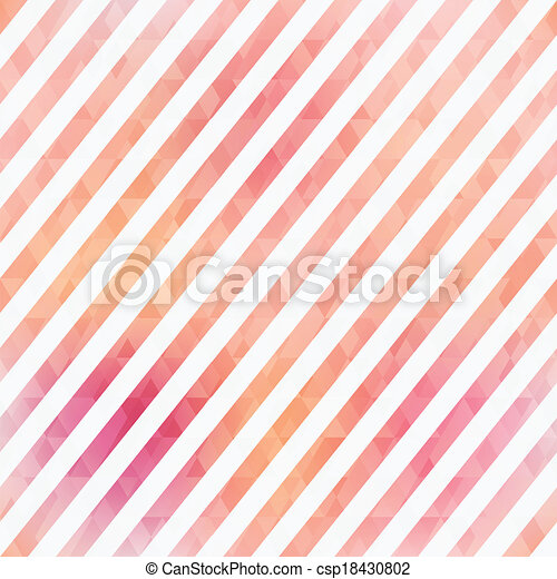 pink stripes seamless pattern - csp18430802