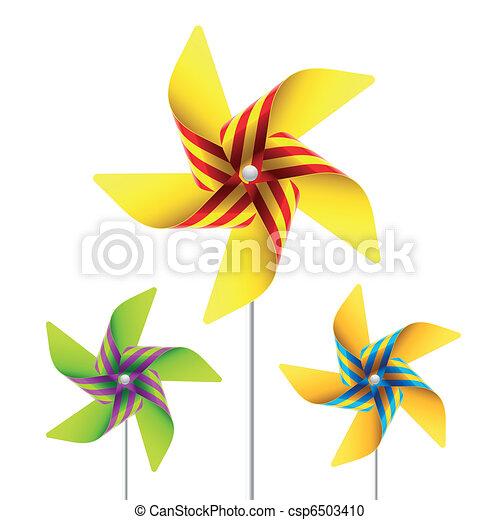 Pinwheel toy - csp6503410
