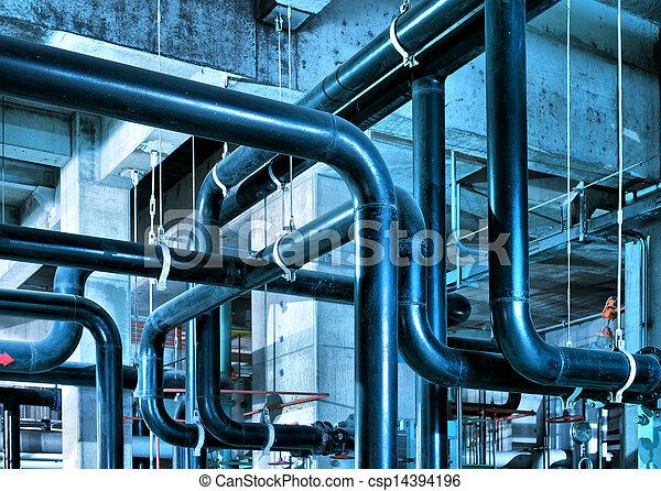 pipeline, industriel, zone - csp14394196