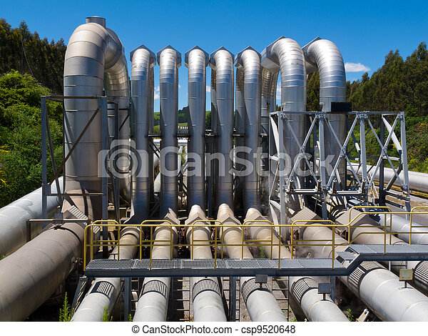 Pipeline installation for distribution and supply - csp9520648