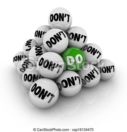 Piramide, non faccia, permesso, palla, atteggiamento, vs ...