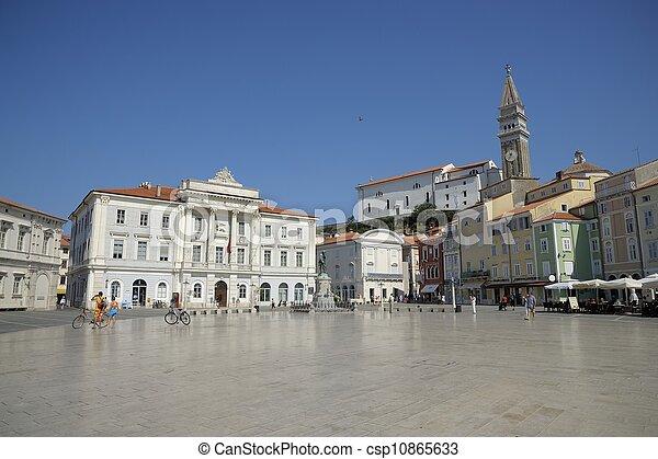 Piran (Slovenia) - csp10865633