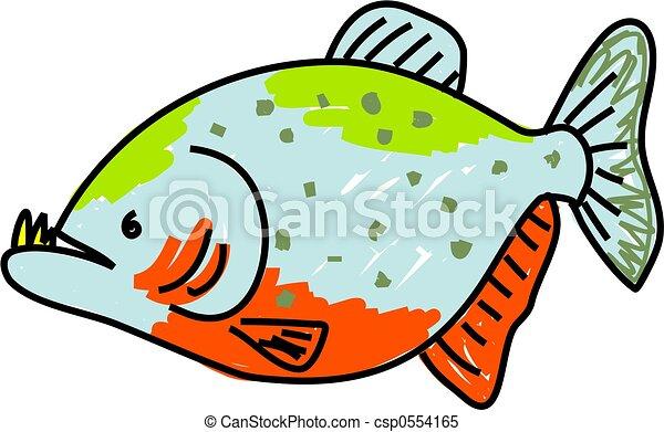 piranha - csp0554165