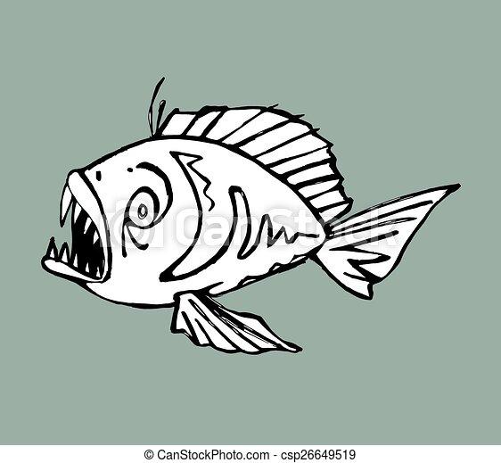 piranha - csp26649519