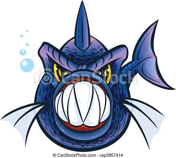 piranha - csp3957414