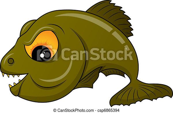 piranha - csp6865394