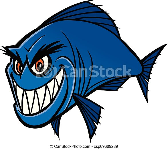 piranha - csp69689239