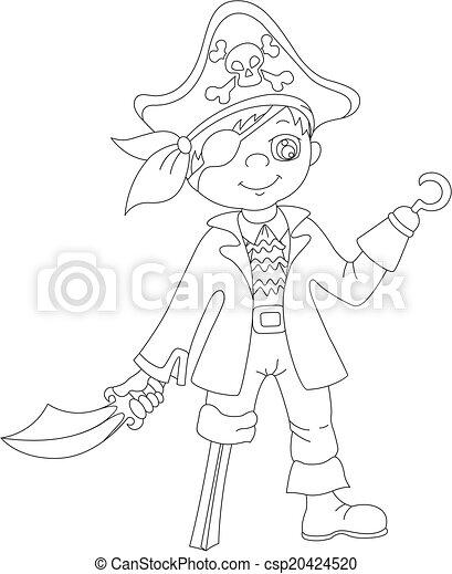 pirat - csp20424520