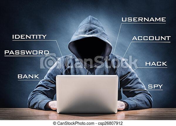 Hacker - csp26807912
