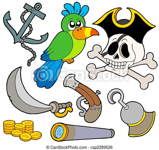 Pirate collection 9 - csp2289526