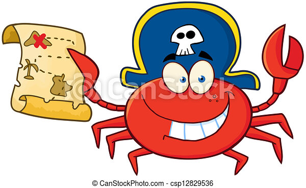 Pirate Crab  - csp12829536