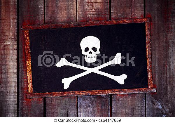 Pirate Frame - csp4147659