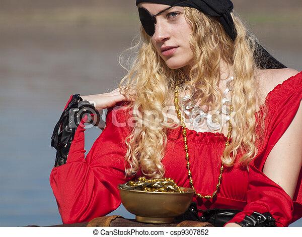 Pirate - csp9307852
