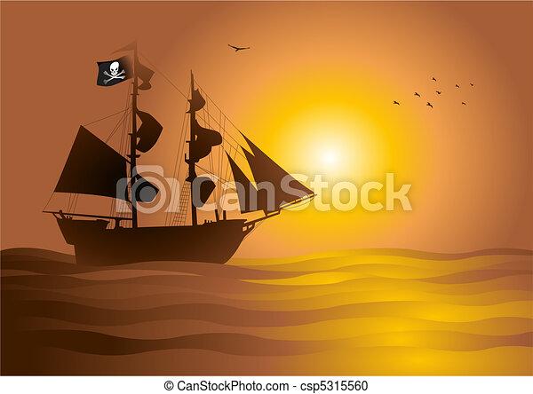 Pirate - csp5315560