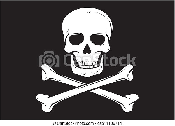 pirate vector flag jolly roger pirate vector flag jolly roger rh canstockphoto com Word Clip Art Word Clip Art
