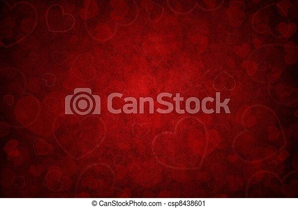 piros háttér - csp8438601