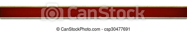 piros szalag - csp30477691