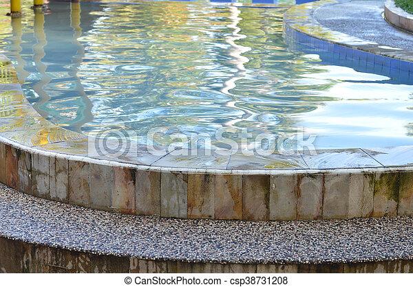 piscina, natação - csp38731208