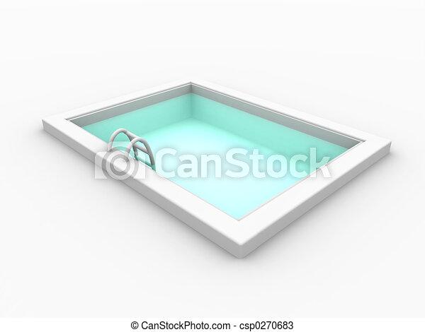 piscine, 3 - csp0270683