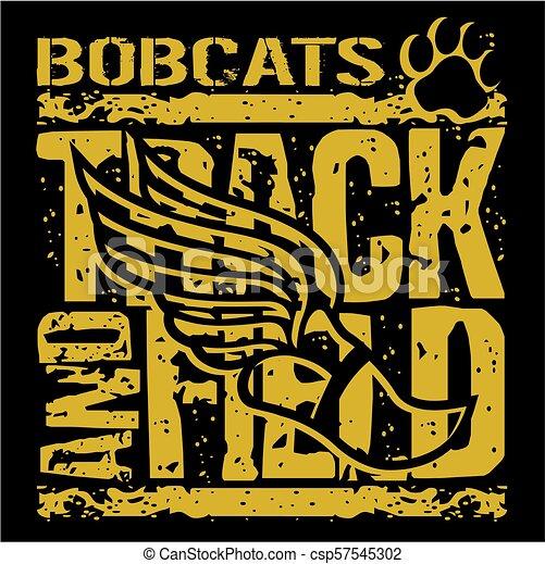 Bobcats atletismo - csp57545302