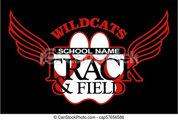 Wildcats atletismo - csp57656586