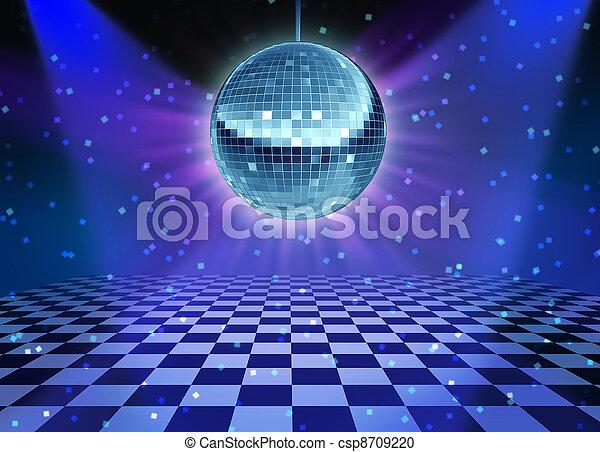 pista de baile - csp8709220