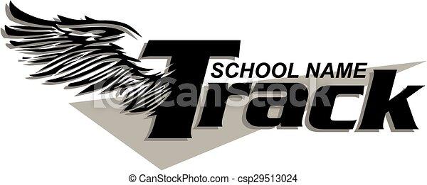 Diseño de huellas - csp29513024
