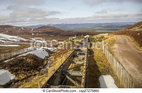 Railway track - csp27275860