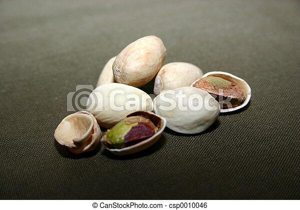 Pistachio nuts - csp0010046
