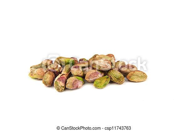 Pistachios - csp11743763