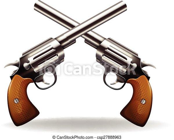 Pistolas - csp27888963