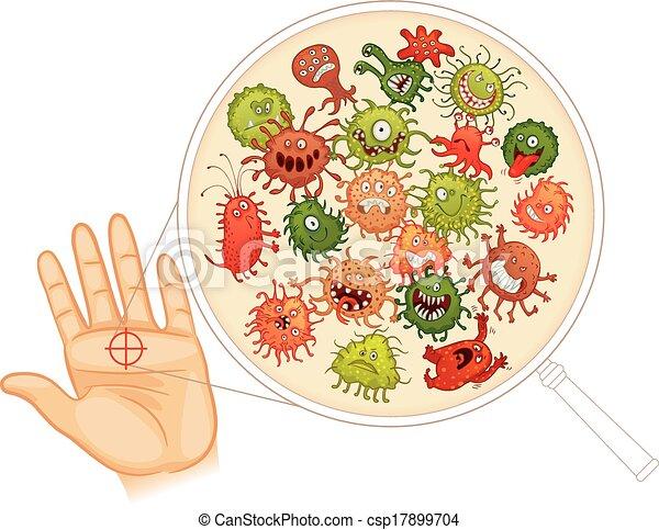 piszkos kezezés - csp17899704