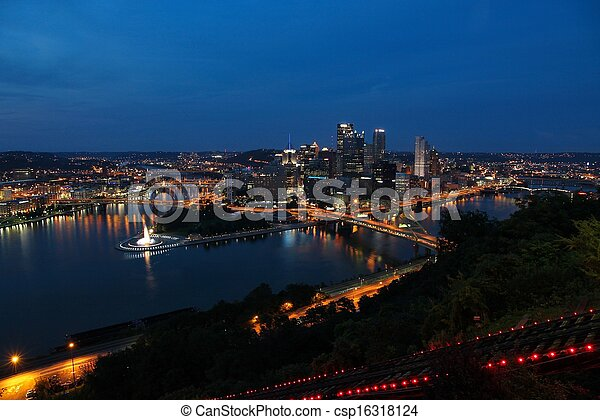 Pittsburgh - csp16318124