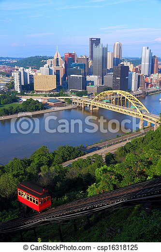 Pittsburgh - csp16318125
