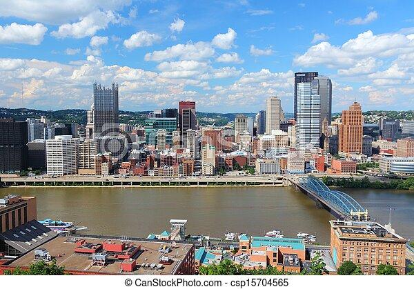 Pittsburgh - csp15704565