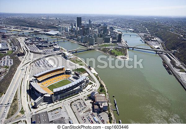 Pittsburgh, Pennsylvania. - csp1603446