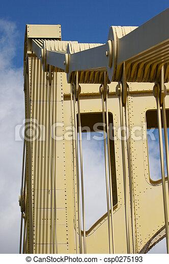 El puente de Pittsburgh - csp0275193
