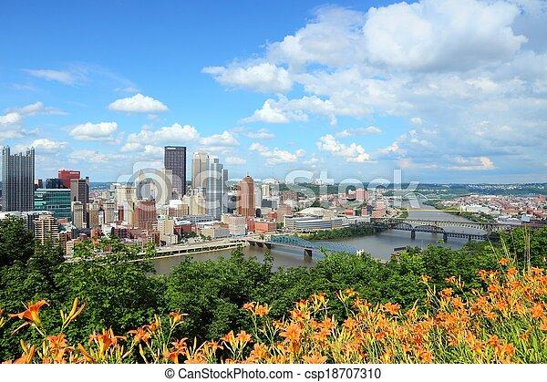 Pittsburgh - csp18707310