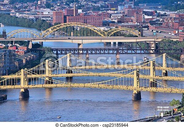 Pittsburgh - csp23185944