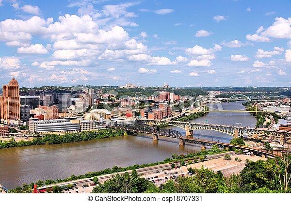 Pittsburgh - csp18707331